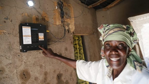 One billion without power need new World Bank president to keep faith