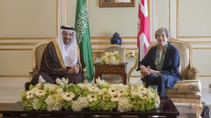 UK is in no position to lecture Saudis on oil dependence