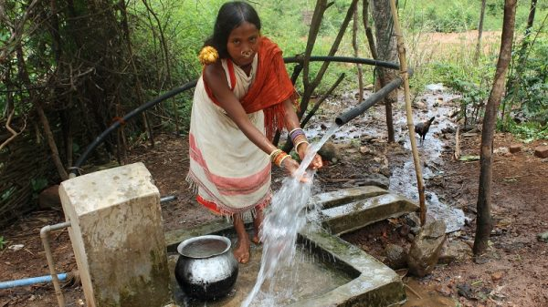 Groundwater recharge offers hope to drought-hit Indian farmers