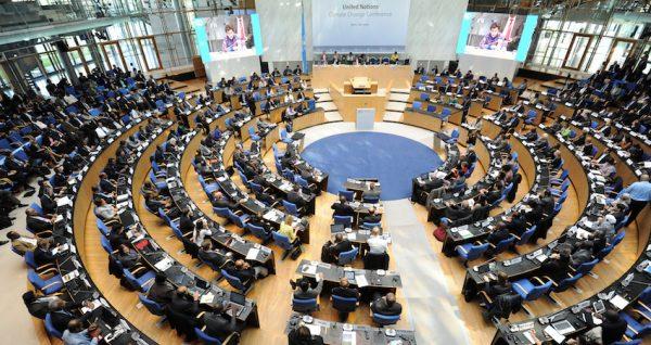 Directionless, US climate negotiators head to UN talks