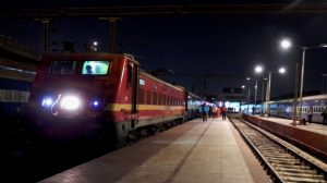 Solar power brings light to dark corners of Indian train stations
