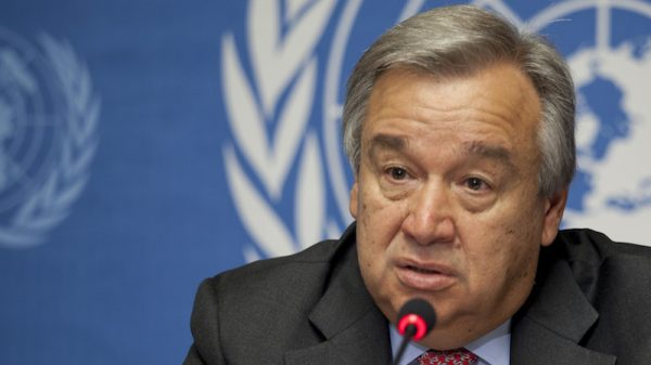 'UN reformer' Guterres must do more on climate change