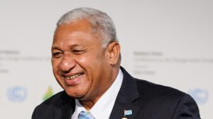 Fiji's climate leadership: 'We are all in the same canoe'