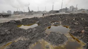US manufacturers offshore pollution to developing countries