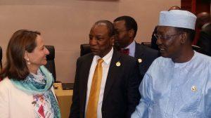 Ségolène Royal reveals new head for 'Africa-led' renewables scheme