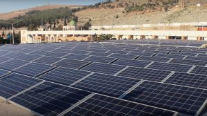 Conflict-hit Syrian hospital goes solar to save lives