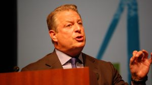 Al Gore likens climate movement to suffrage and abolition of slavery