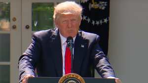 Donald Trump says US will leave Paris climate agreement