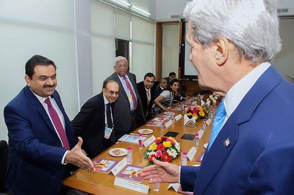Modi and Adani: the old friends laying waste to India's