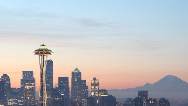 Seattle pledges support for climate fund barred by Trump