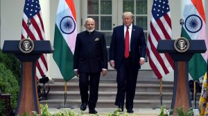 Modi and Trump avoid climate change tension on state visit