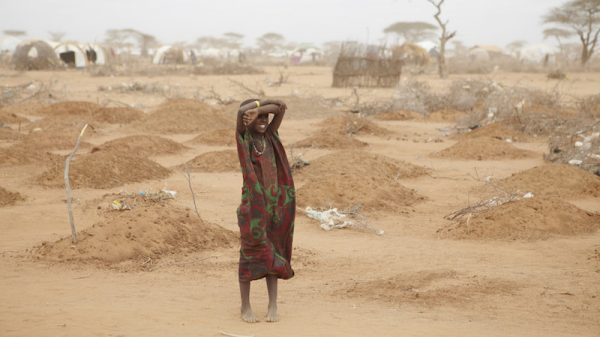 Scientists say east Africa will get wetter, so why is it drying out?