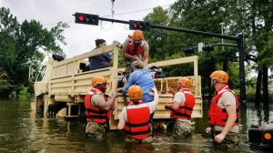 Hurricane Harvey: lawyers warn of climate lawsuits over damages