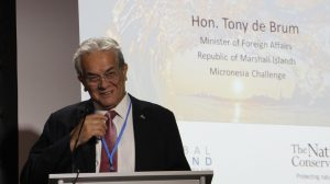 Obituary: Tony de Brum, Marshallese climate and anti-nuclear crusader