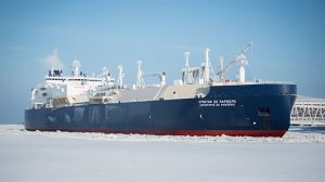 Gas tanker crosses thawing Arctic without icebreaker for first time