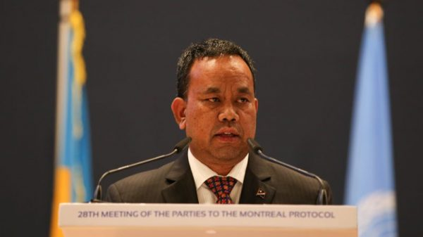 Mattlan Zackhras, Marshall Islands climate leader, dies aged 47