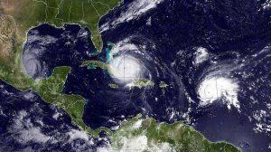 UN secretary general links hurricane devastation to climate change