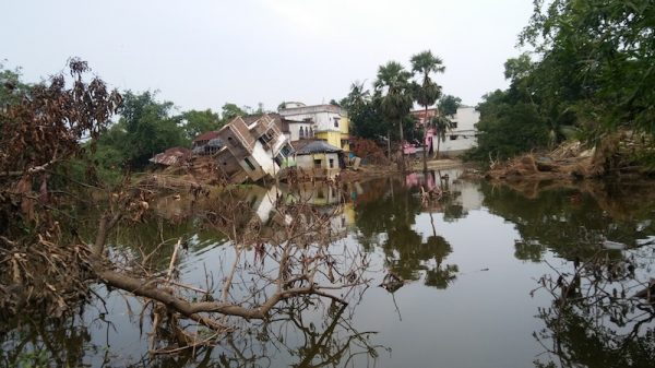 India's floods expose poor countries' total vulnerability to climate change