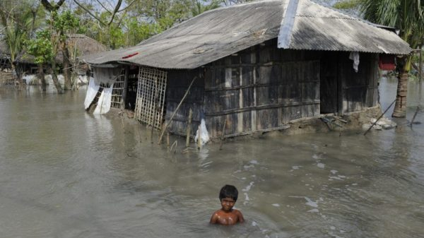Climate-hit Bangladesh struggling to access UN green funds