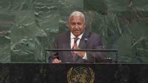 Fiji PM Frank Bainimarama's speech to the UNGA - in full