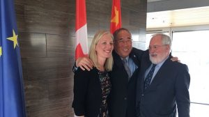 China, EU and Canada to take lead on climate at Montreal meeting