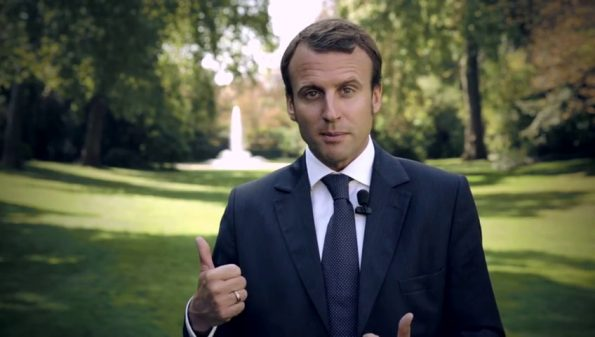 France's Macron to pitch global environmental rights charter to UN