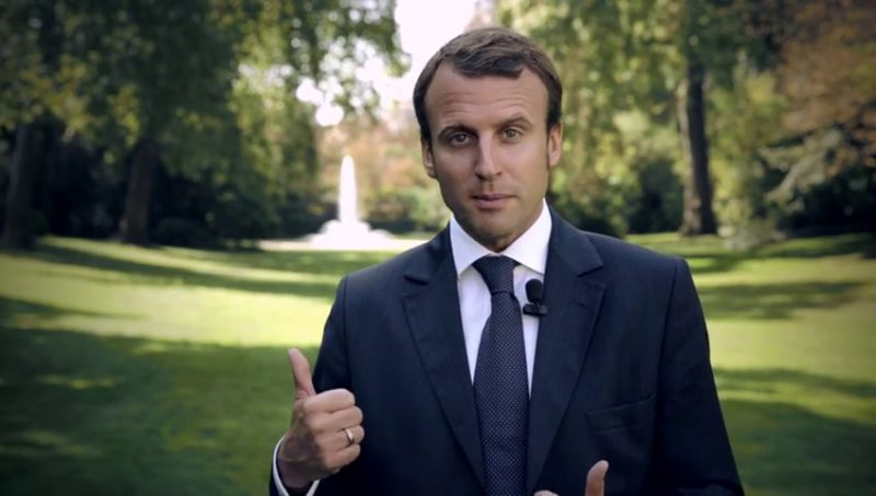 France S Macron To Pitch Global Environmental Rights Charter To Un