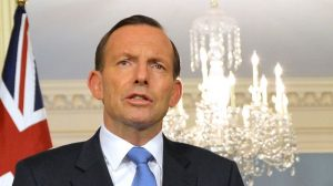 Tony Abbott to address London climate sceptic group