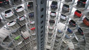 Lobbying data reveals carmakers' influence in Berlin