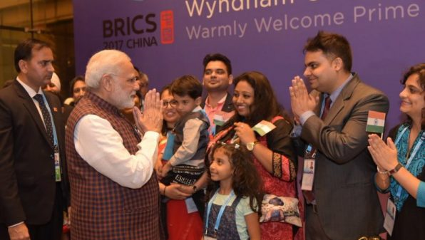 India's Modi pushes international solar agreement