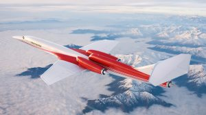 Supersonic, super-rich, super-polluting: the next generation of business jets