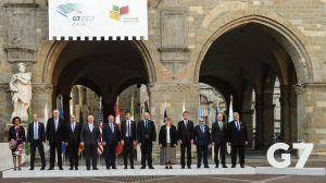 US signs G7 statement recognising climate threat to food security