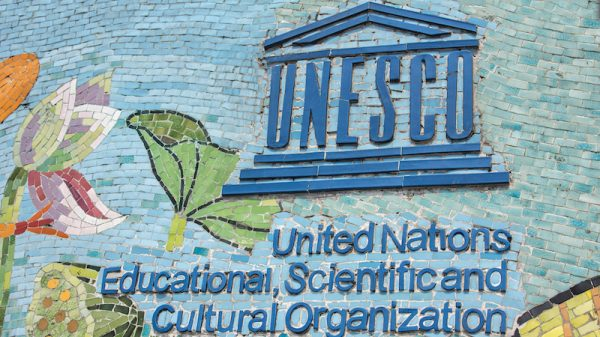 US 'will not speculate' on climate treaty after leaving Unesco over Palestine