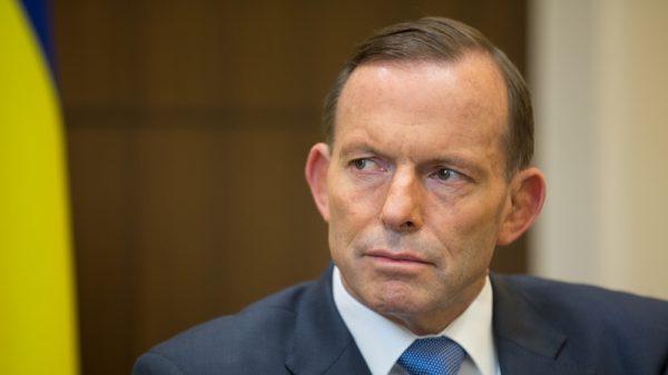 Climate change 'probably doing good', says former Australian PM Abbott