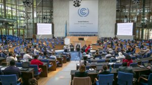 Fight over finance threatens end of climate talks