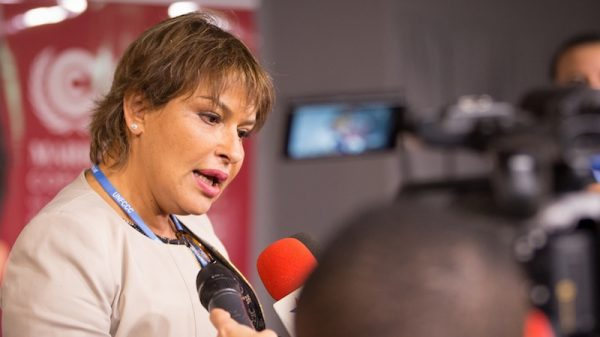 UN talks lose climate champion El Haite after Moroccan royal censure