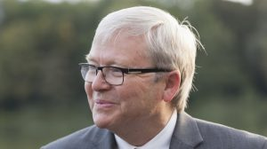 Kevin Rudd: 'I don't know how Malcolm Turnbull faces his grandkids'