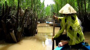 Climate change is driving migration from Vietnam's Mekong delta