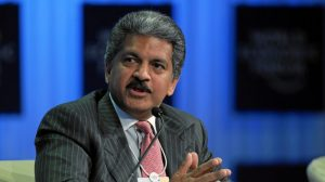 Indian mogul Mahindra pledges to align with Paris climate agreement