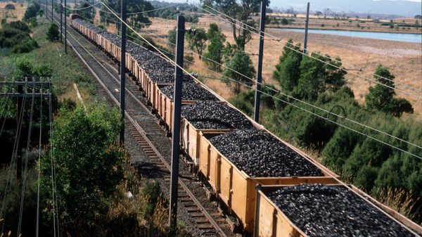 Another blow for giant Australian coal mine as rail company steps back