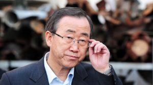 Former UN chief Ban Ki-moon to lead global 'green growth' push