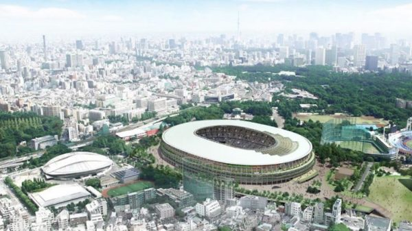 Tokyo 2020 Olympics confirms use of rainforest timber in stadium build