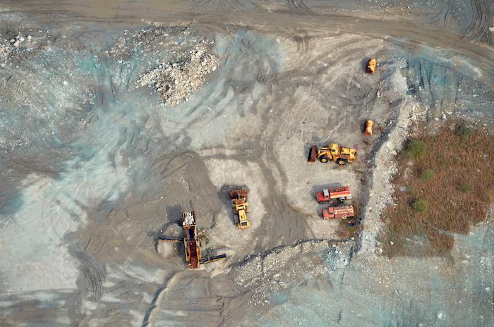 Crackdown on coal mine 'self-bonds' stalls under Trump