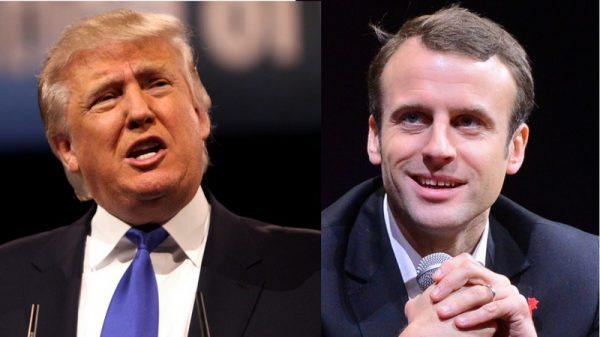 Macron: EU 'mad' to do trade deal with US after Paris climate withdrawal