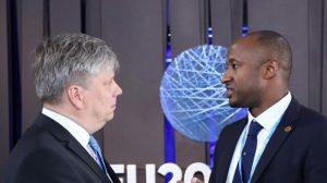 Africa holds EU climate agenda ransom