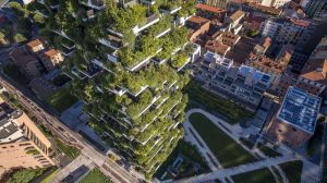 'We have brought swallows into Milan', says father of the vertical forest