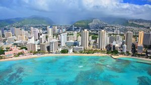 Hawaii signs law to become carbon neutral by 2045