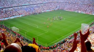 Fifa accused of greenwashing in World Cup carbon offset scheme