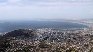 Cape Town 'Day Zero' drought odds tripled by climate change