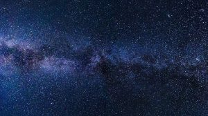 Astronomy-friendly lighting sets stage for Milky Way